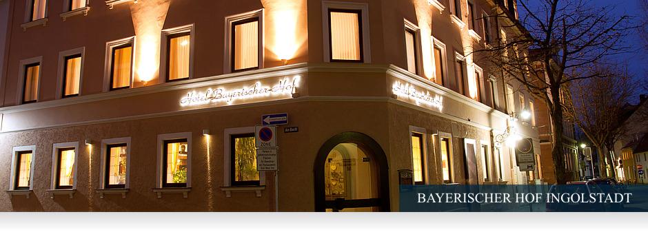 bayerischer hof ingolstadt hotel garni boardinghouse ingolstadt anfahrt anfahrtsskizze. Black Bedroom Furniture Sets. Home Design Ideas