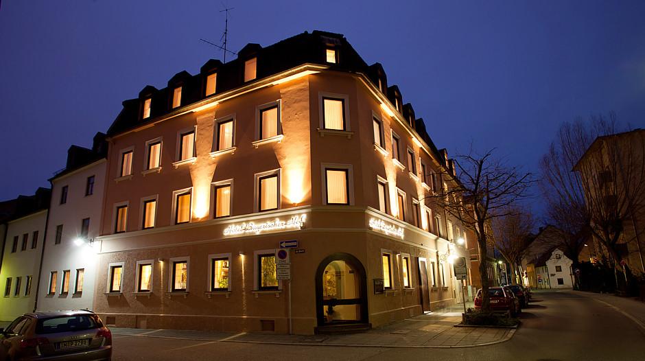 bayerischer hof ingolstadt hotel garni boardinghouse ingolstadt hotel rauchfrei hotelzimmer. Black Bedroom Furniture Sets. Home Design Ideas